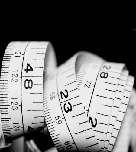 سایز سانتیمتری